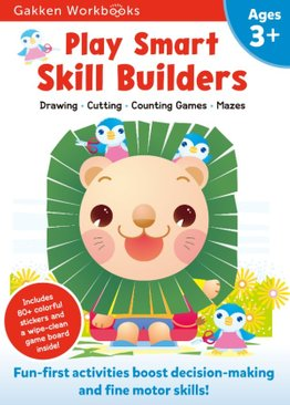 PLAYSMART SKILL BUILDERS 3+