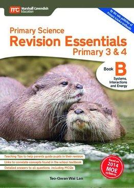 Primary Science Revision Essentials P3&4 Book B