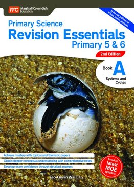 Primary Science Revision Essentials P5&6 Book A (2E)