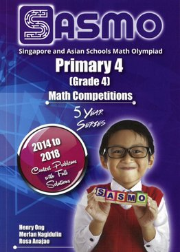 Singapore & Asian Schools Maths Olympiad P4 (2014-2018)