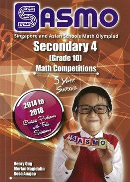 Singapore & Asian Schools Maths Olympiad Sec 4 (2014-2018) 2