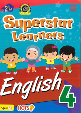 Superstar Learners-English 4