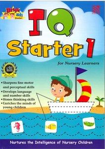 Bright Kids: IQ Starter 1 for Nursery Learners