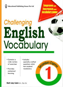 Challenging English Vocabulary S1