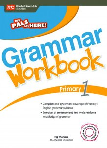 My Pals are Here! Grammar Workbook P1