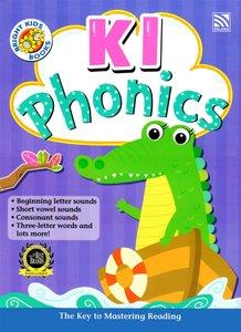 Bright Kids : K1 Phonics
