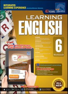 Learning English Workbook 6
