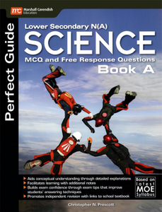 Perfect Guide Lower Sec N(A) Science MCQ and Free Response Questions Book A