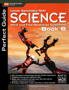 Perfect Guide Lower Sec N(A) Science MCQ and Free Response Questions Book B