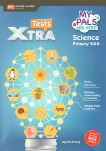 My Pals Are Here! Science Tests XTRA P5&6