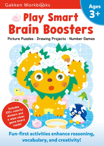 PLAYSMART BRAIN BOOSTERS 3+