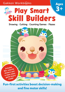 PLAYSMART SKILL BUILDERS 3+