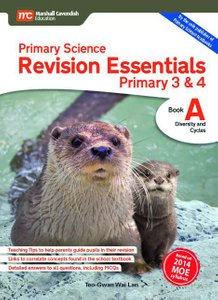 Primary Science Revision Essentials P3&4 Book A