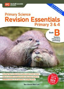 Primary Science Revision Essentials P3&4 Book B