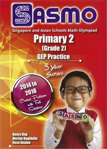 Singapore & Asian Schools Maths Olympiad P2 (2014-2018)