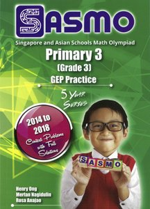 Singapore & Asian Schools Maths Olympiad P3 (2014-2018)