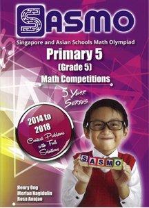Singapore & Asian Schools Maths Olympiad P5 (2014-2018)