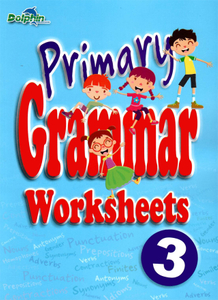 Primary Grammar Worksheets 3