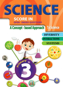 P3 Science Score in Open-Ended Questions