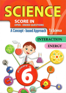 P5 Science Score in Open-Ended Questions