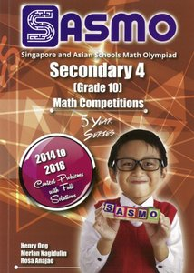 Singapore & Asian Schools Maths Olympiad Sec 4 (2014-2018) 2