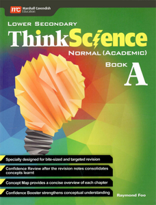 Lower Secondary ThinkScience N(A) Book A