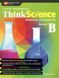 Lower Secondary ThinkScience N(A) Book B