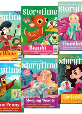 STORYTIME 2019- 6 ISSUES