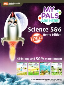My Pals are Here! Science P5&6 Upsized (Home Ed)