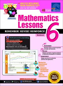 Mathematics Lessons 6