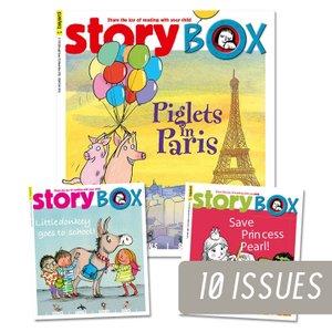 Story BOX  - 2019