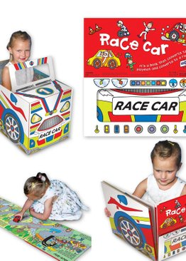 Convertible Race Car