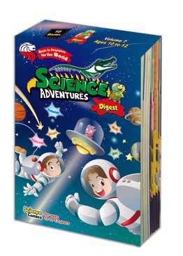 Science Adventures  Box- Digest (STEAM) [Vol 7]