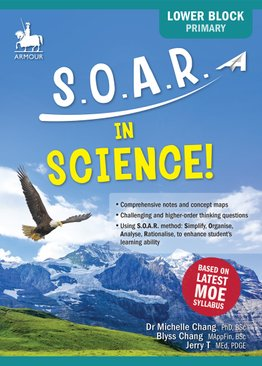 SOAR in Science (Lower Block)