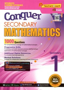 Conquer Mathematics Secondary 1 (New Syllabus)