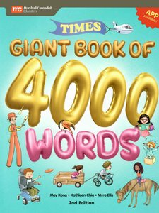 Times Giant Book of 4000 Words (2E)