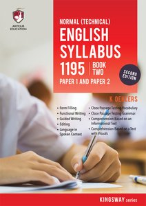 N(T) English Syllabus 1195 P1&P2 Book 2 (2nd Ed)
