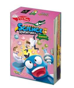 Science Adventures Box- Connect (STEAM) [Vol 7]
