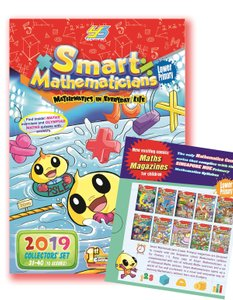 Smart Mathematicians Lower Primary 2019 Collector Set