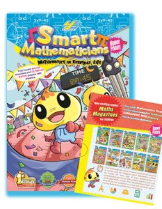 Smart Mathematicians Upper Primary 2019 Collector Set
