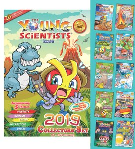 The Young Scientists 2019 Level 2 Collector Set
