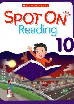 Scholastic Spot On Reading 10