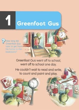 Scholastic Spot On Reading 5