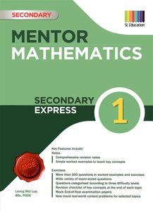 Mentor Mathematics Book 1 (New Ed)