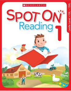 Scholastic Spot On Reading 1