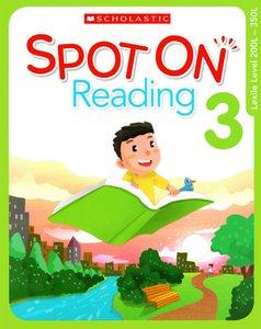 Scholastic Spot On Reading 3