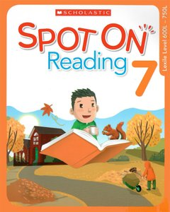 Scholastic Spot On Reading 7