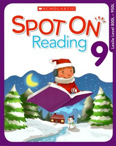Scholastic Spot On Reading 9