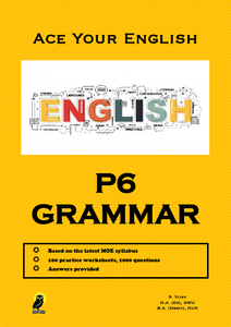 PRIMARY 6 ACE YOUR ENGLISH GRAMMAR