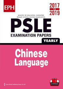 PSLE Chinese Exam Qs & Ans 17-19 (Yrly)